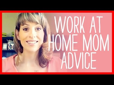 Online Home Business Advice – Work at Home Mom