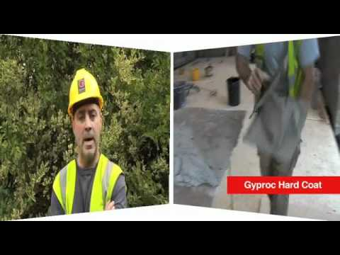 Gyproc Hard Coat - Full Version Video