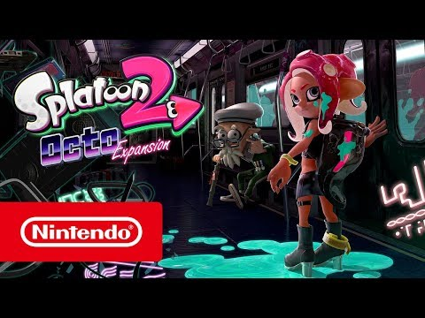 Bande-annonce de Splatoon 2: Octo Expansion de Splatoon 2