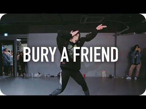 bury a friend - Billie Eilish / Tina Boo Choreography - Thời lượng: 5 phút, 20 giây.