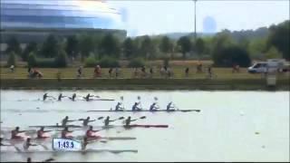 2014 Moscow K4 1000 M Men Canoe Sprint World Championships