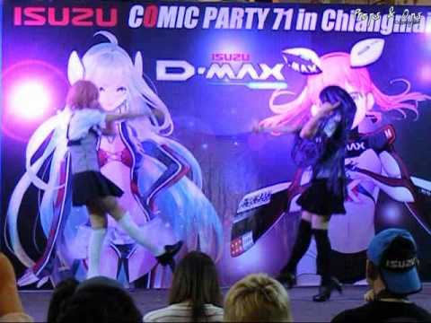 World Cosplay Summit 2014 Thai regional round – Chiang Mai – Team 2 Inu x Boku SS