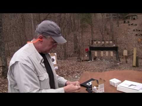Ruger - Shooting and discussing the new Ruger LC9.