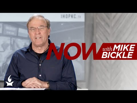 NOW with Mike Bickle | Episode 4 | The Gospel of the Kingdom