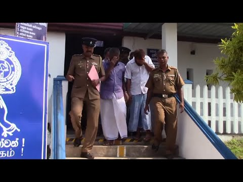 Sri Lanka police arrest 4 suspects over Easter attack on churches & hotels
