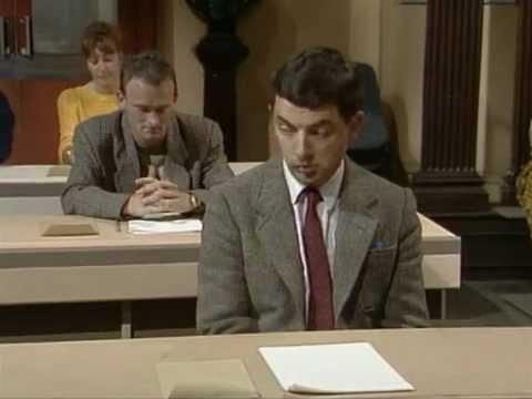 Mr. Bean - The Exam - Thời lượng: 25:53.