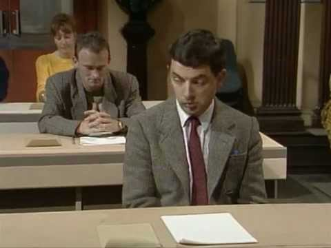 Download Mr. Bean - The Exam HD Mp4 3GP Video and MP3