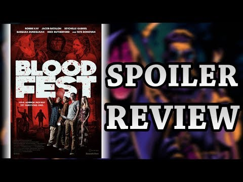 BloodFest Spoiler Review