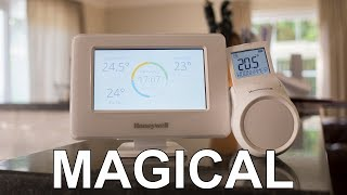 "Sometimes to save money, you have to spend first. The Honeywell Evohome wi-fi thermostat makes your smart home cosy and saves the planet at the same time. Giveaway : http://unicorn.reviews/honeywell.htmlSubscribe: https://goo.gl/mvLybvTwitter: https://goo.gl/PidWw8Facebook: https://goo.gl/uX86WuMerchandising: https://teespring.com/unicornreviewsPatreon : http://goo.gl/Z1T6tnPayPal support: https://goo.gl/1VEqfZWelcome to Unicorn Reviews, a channel where I review electronics and hardware with a strong focus on computer parts.Feel free to subscribe, it's free and my videos show up in your feed right away for that all important ""FIRST!!"" comment."