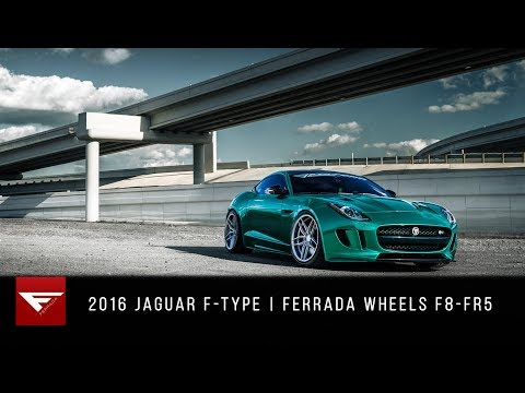 Jaguar F-Type | Forge-8 FR5 | Ferrada Wheels