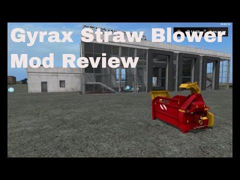 Straw Blower Gyrax 2703 v1.0.0.0