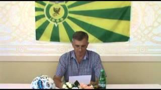 Відео-конференція з головою ІФОФФ Т.П.Климом 18.09.2015