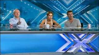 Cheryl Cole - X Factor high lights 16.08.08