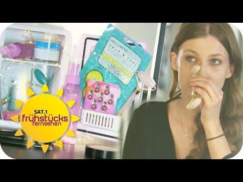 Kühlschrank als neues Beauty-Geheimnis? Top oder Flop ...