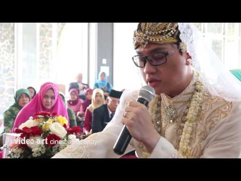 Wedding Achmad & Nita (Video Art cinematography)