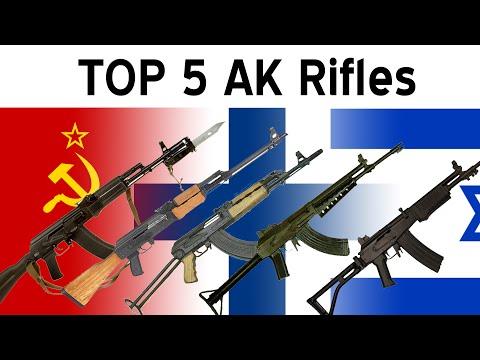 Top 5 AK Variants