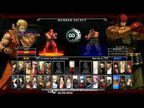 King of Fighters 13 Tournament 2  - Top8 Chris vs Pizzaro