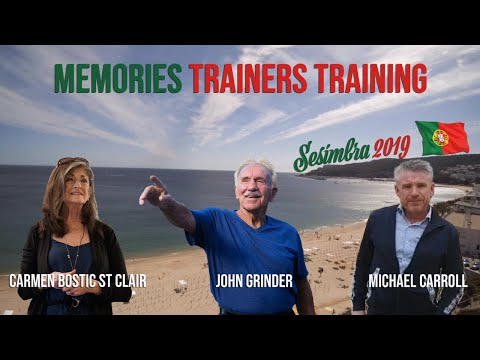 Memories from NLP Trainers Training, Sesimbra 2019