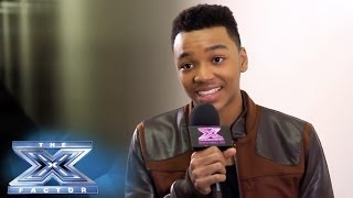 The Exit Interview: Josh Levi - THE X FACTOR USA 2013