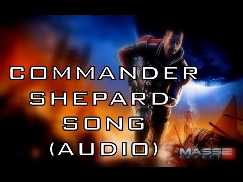 Commander Shepard - Mass Effect Song by Miracle of Sound