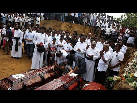 Σρι Λάνκα: Τελετή στην μνήμη των θυμάτων