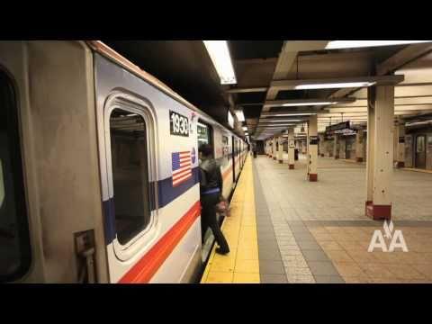 0 Quand le métro new yorkais devient un avion dAmerican Airlines