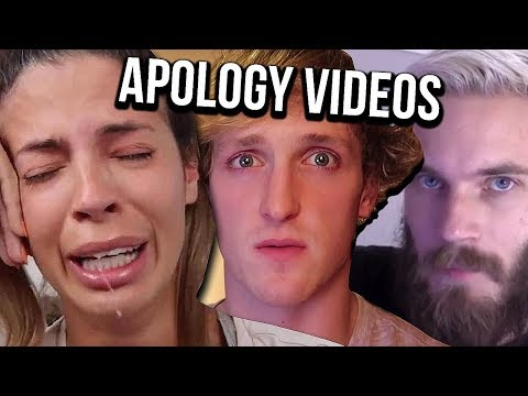 RATING YOUTUBER APOLOGY VIDEOS