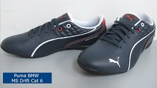 Puma BMW MS Drift Cat 6 Leather - фото