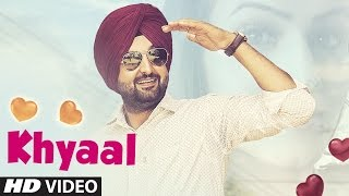 Khyaal (Full Video Song) Mandeep Athwal | Gupz Sehra | Punjabi Songs 2017 | T-Series