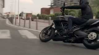 10. Ducati Diavel Carbon 2016 official video