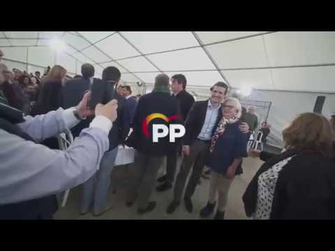 El voto se une en Santiago