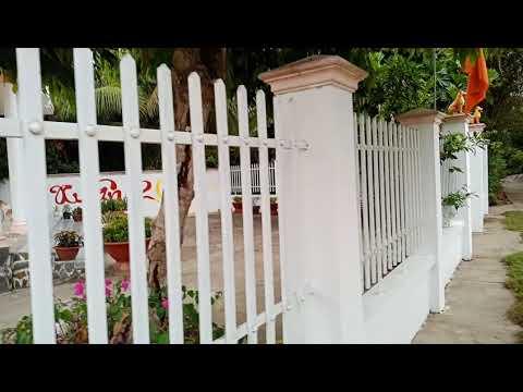 Nhung mẫu hàng rào đẹp || Hang Rao đẹp