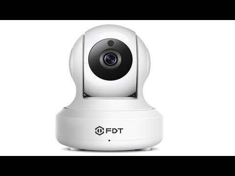 FDT Wireless Security Camera FD8901