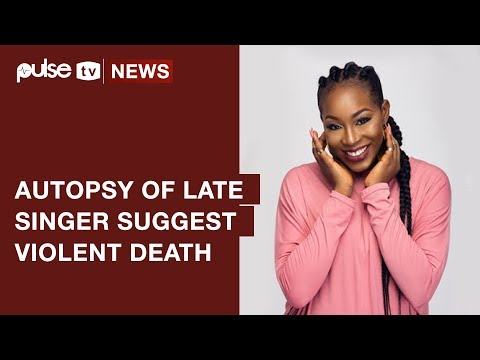 Alizee Death: Autopsy Of Late Singer Suggests Husband Was Extremely Violent | Pulse TV