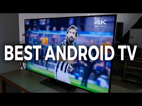 The best Android TV 2016 – Sony Bravia XD93 (X93D) Review !