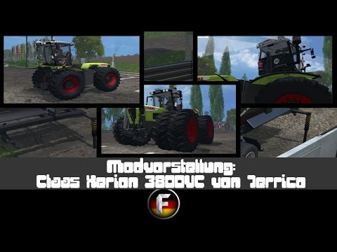 Claas Xerion 3800VC v1.0