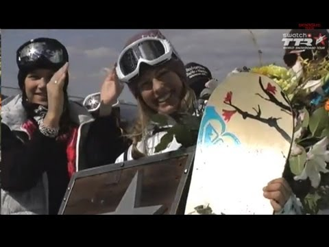 Evolution of Women Snowboarding – The World Snowboard Tour