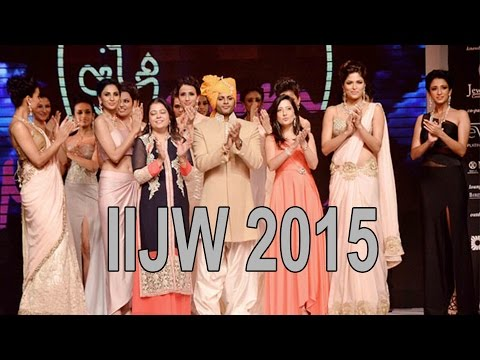 IIJW 2015 | TV Stars Dazzle The Ramp With Their In