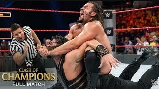 Nonton Wwe  Full Match   Rusev Vs  Roman Reigns   U S  Title Match  Wwe Clash Of Champions 2016 Film Subtitle Indonesia Streaming Movie Download