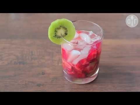 caipirinha alla frutta - ricetta