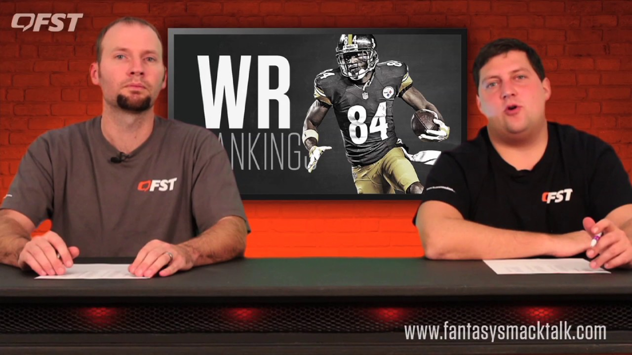 Fantasy Football Week 10 Player Rankings thumbnail