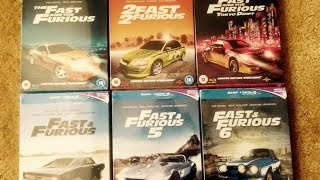 Nonton The Fast & The Furious 1-6 Zavvi Steelbook Unboxings Film Subtitle Indonesia Streaming Movie Download