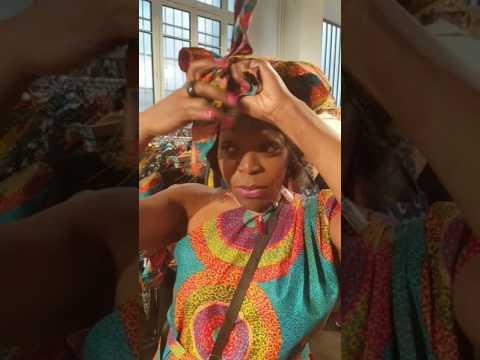 Salon Exposants Tissus Africains rue d'Uzès dans le 2eme Arrondissement de Paris