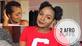 Hey, gems! Thank you so much for watching this video! I was really pleased with how this look turned out and I hope you all loved it as well! If you want to see more natural hair videos from me, make sure to let me know in the comments! Like, comment, subscribe, and check out my other videos! Stay blessed and beautiful!LIKE, COMMENT, AND SUBSCRIBE!Twitter/IG/Snapchat: CindyrellaOGCheck out my video on how I define my 4c curls!https://youtu.be/PyqaKeDNneAPRODUCTS USED:Smooth 'N Shine Silk Style Foam Wrap LotionEco Style Olive Oil Styling GelBristle BrushWet BrushHair bandBobby PinsPony Do Afro Puffshttp://m.ebay.com/itm/Motown-Tress-PD-AFRO-2PC-PONYDO-CURLABLE-AFRO-KINKY-WIGLET-AFRO-PUFF-/122141567817Music:NewAgeMuzik ft. Kamo, Prince- Trending TopicNewAgeMuzik- Ari YaNewAgeMuzik ft. Kamo, Prince, & Dami Bones- Ala (Dreams)Rae Veronica- Hit Me Up