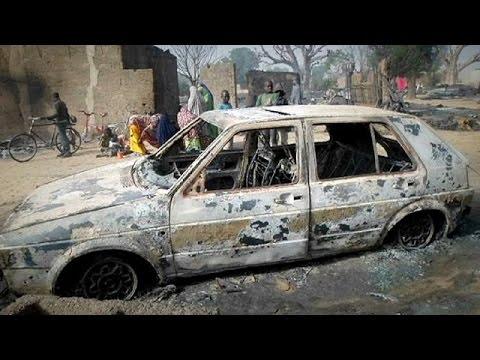 Νιγηρία: Οι εξτρεμιστές της Μπόκο Χαράμ έκαψαν παιδιά ζωντανά