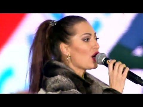 Koncert Cece Ražnatović u Novom Sadu za doček Srpske Nove godine 2015 (Dragane moj i Tacno je)