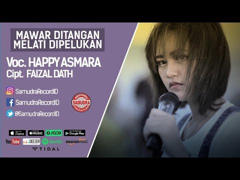 Happy Asmara - Mawar Ditangan Melati Dipelukan (Official Music Video) Mp3