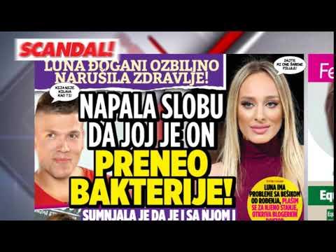 SCANDAL NOVINE: Aleksandra Prijović jedva preživela operaciju! Luna ima strašnu bakteriju – ešerihiju koli!