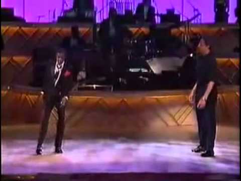 Tappers....Gregory Hines & Sammy Davis Jr.