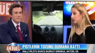 Burcu Burkut Erenkul - Bugün TV - Aktüel - 2013